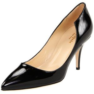 Kate Spade patent leather pumps